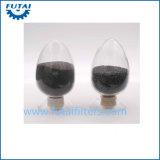 80-100 sable matériel d'acier inoxydable de filtre de filé de micron pour la machine de fibre