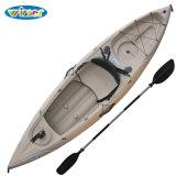 3.11m Plástico Um único Sit on Top Pesca Kayak Canoe