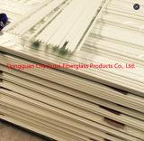 高い伸縮性の良質のガラス繊維によって先を細くされるポスト