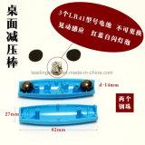 LED-erwachsenes Spieler-Spielzeug-blinkender Tisch-Spielzeug-umweltfreundlicher Plastikwalzen-Stock