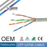 Cable eléctrico del precio de fábrica de Sipu 0.4CCA UTP Cat5e para la red