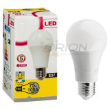 Bom preço A60 12 Watt lâmpada LED com ce padrão