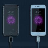 3.5mmのヘッドホーンのジャックAppleのiPhoneのためのマイクロUSBの充電器のアダプターへの8pin Iosプラス7 7
