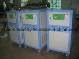Refrigeratore raffreddato ad acqua del rotolo per industriale di plastica