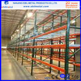Crémaillère en acier de palette de larme de mémoire d'entrepôt pour le marché des Etats-Unis (EBILMetal-TPR)
