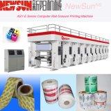 Machines d'impression automatisées par série de gravure de papier de longeron d'asy-e