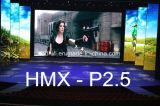 Colore completo dell'interno che fa pubblicità al video comitato P2.5 di /Display dello schermo del LED