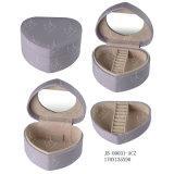 Caja/rectángulo de Cuero Hechos a Mano de la Joyería del Almacenaje del Embalaje del Regalo de la PU del Diseño Europeo Elegante de Lujo para la Promoción