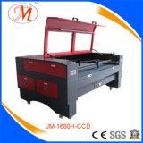 Специальн-Составленная машина лазера Cutting&Engraving с камерой положения (JM-1680H-CCD)