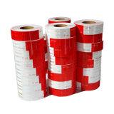 30cm/3m/5mの反射安全多色刷り警告のConspicuityテープフィルムのステッカー