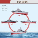 0083826A-1-250 Radio Control Electric RC Battleship Warship Boat Simulation Model
