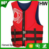 Chaleco salvavidas de la seguridad de marina de la espuma de la fuente EPE de China (HW-LJ030)