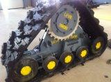 Conjunto de trilhos de borracha de grande colheita grande - John Deere, Case