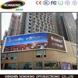 Panneau polychrome extérieur d'Afficheur LED de P8 SMD pour la publicité