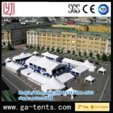 Grande tenda di lusso della fiera commerciale