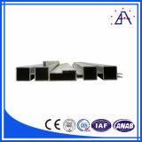 Recubrimiento de polvo de aluminio 6063-T5 de armazón estructural