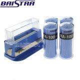 Balai micro remplaçable de couleur bleu-foncé de matériau dentaire