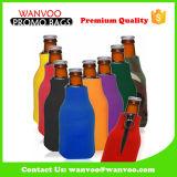 ピクニックのための防水および耐震性のネオプレンのワインのビール瓶のクーラー袋