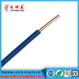 Fio elétrico elétrico isolado PVC para a fiação 1.5mm2 2.5mm2 da casa
