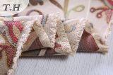 Tissu de sofa de jacquard de tissu de capitonnage de 2017 ventes en gros