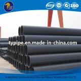 Qualität HDPE Plastikabfluss-Rohrleitung