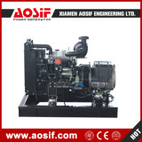 Generatore silenzioso per il generatore raffreddato ad acqua diesel di telecomando di uso domestico