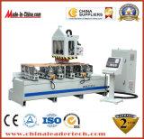 Máquina del CNC Tenoner de la carpintería del estándar europeo para los pies de las persianas de Chari y de ventana