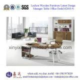 Het houten Uitvoerende die Bureau van het Bureau van het Meubilair in China (D1621#) wordt gemaakt