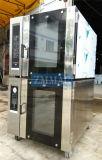 pour les prix du gaz rotatoires italiens commerciaux de cuisine de four de convection de pain (ZMR-5FM)
