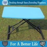 شخصيّة قابل للتعديل طاولة اللون الأزرق 20 '' إلى 30 ''