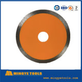 Het Blad van de Zaag van de diamant voor Scherp Marmer/Ceramisch/Porselein