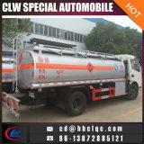 Autocisterna del camion di combustibile dell'elemento portante del camion della benzina di Dongfeng 8000L