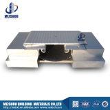 Coperchi di alluminio esterni dell'interno del giunto di dilatazione del pavimento