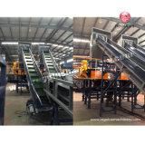 Завод по переработке вторичного сырья хлопьев бутылки любимчика