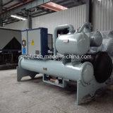 Refrigerador de agua inundada para la refrigeración industrial