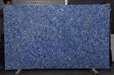 輝きカラーSGSの証明書が付いている大型の設計された人工的な水晶石の平板