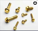 Bullone d'acciaio di DIN6921 Carbn/bullone Hex capo della flangia