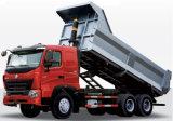 Caminhão de descarga de HOWO A7 6X4 com a caixa da descarga de Volvo