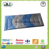 La couleur mélangée par pongé enveloppent le sac de couchage