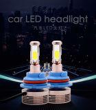 가장 새로운 자동차 부속용품 4 측 높은 가장 밝은 LED 차 헤드라이트