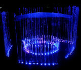 LED 색깔 변하기 쉬워 직접 분출 물 스테인리스 샘