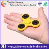 Hilandero colorido vendedor superior de la mano del juguete de la persona agitada del hilandero de la persona agitada para el Tri-Hilandero de los adultos