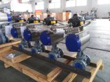 API Pneumatic O Type Ball Valve 1 '' Cl300
