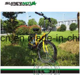 Al Alloy Suspension Fork Folding Electric Bicycle