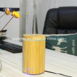 Diffuseur ultrasonique en bois en bambou réel d'aromathérapie