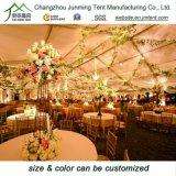 PVC布が付いている流行の2000のシートの大きく贅沢な結婚式のテント