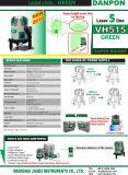 Lignes vertes niveleur rechargeable Vh515 du faisceau cinq de Danpon de laser