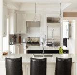 Самомоднейшая просто подгонянная кухня конструирует кухню лака