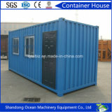 Prefabricated 모듈 건물 콘테이너 집 사무실 Domitory 임시 거실을%s 가벼운 강철 프레임 그리고 샌드위치 위원회의 이동할 수 있는 집 사무실 콘테이너