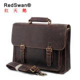 Qualitäts-echtes Leder-Mann-Form-Handtasche (RS-MKL8017)